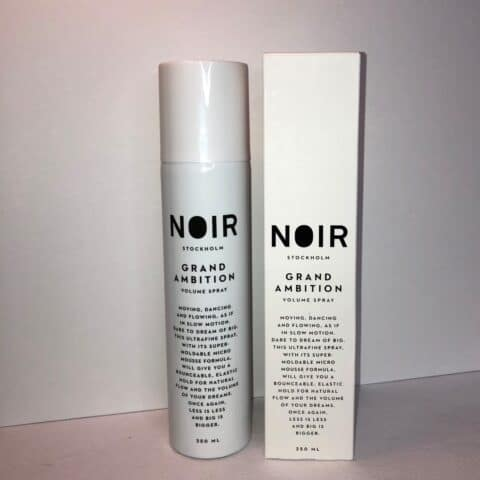 noir grand ambition volume spray